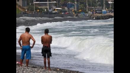 Litoral peruano registrará oleaje irregular del 21 al 24 de mayo