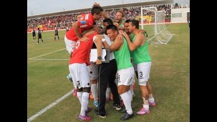 Juan Aurich dio el golpe y venció 2-0 a León en Huánuco por el Torneo Apertura