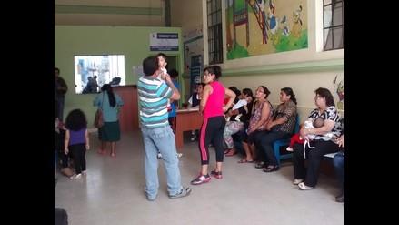 Aún no dotan de vacunas contra la influenza a Hospital de Chiclayo