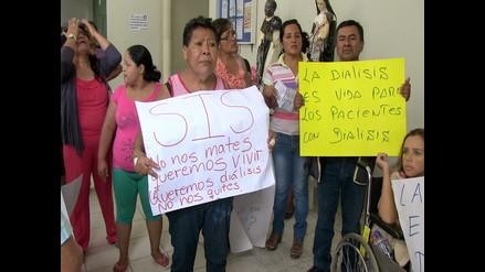 Piura: dejan de atender a pacientes de Hemodiálisis