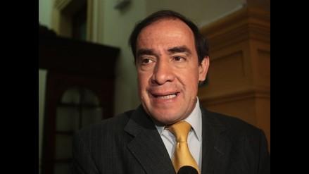 Lescano: Belaunde Lossio sería parte de alta dirección del Nacionalismo