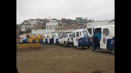 WhatsApp: vehículos hacen largas colas para abastecerse de GLP en Lima
