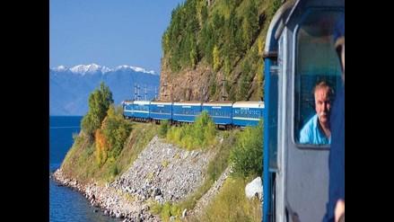Las seis rutas en tren más largas e impresionantes del mundo