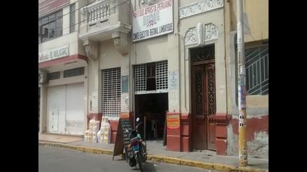 Chiclayo: cierran comedor aprista por condiciones insalubres