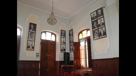 Chiclayo: retiran foto de Roberto Torres de galería de exalcaldes