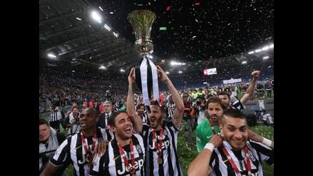 Copa Italia: Juventus es nuevo campeón tras derrotar 2-1 a Lazio en prórroga