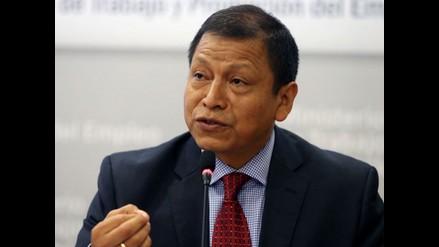 Sueldo mínimo vital: Maurate dice que su discusión no debe politizarse