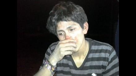 Ladrón de taxi salvó ser linchado en la ciudad de Puno