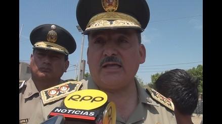 Chiclayo: General PNP afirma se investiga actos violentos en Pomalca