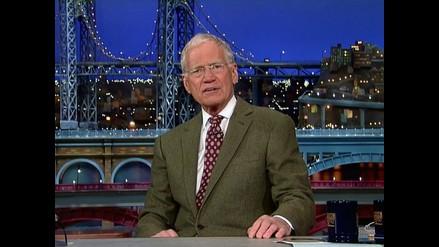 David Letterman: Todos los detalles de su último programa