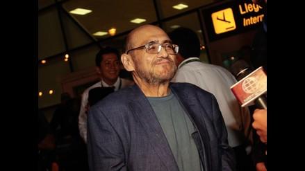 Edgar Vivar: Así fue su llegada al Perú
