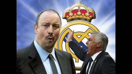 Real Madrid: Jugadores esperan la despedida de Ancelotti por llegada de Benítez