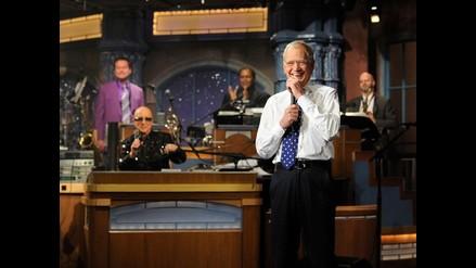 David Letterman: Esta fue la presentación de Foo Fighters