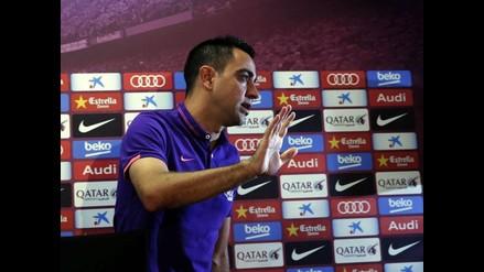 Xavi: Diez momentos que marcaron la carrera del cerebral volante de Barcelona