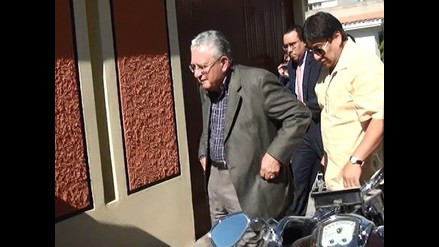 Tía María: Gonzáles Rocha declaró ante Fiscalía de Crimen Organizado