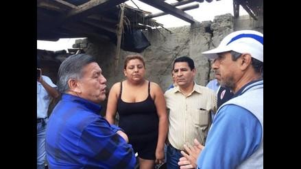 Trujillo: 120 casas prefabricadas para familias afectadas por oleaje