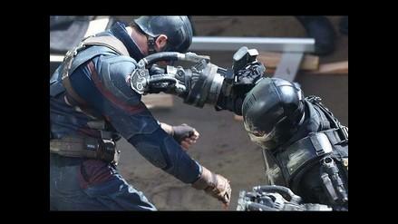 Capitán América Civil War: así grabaron pelea contra Crossbones
