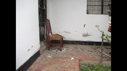 Ica: desconocidos detonan explosivos en dos viviendas