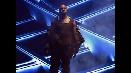 Kanye West asegura que le sabotearon show en los Billboard