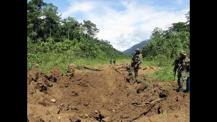 VRAEM: CCFFAA inhabilita 14 pistas de aterrizaje del narcotráfico
