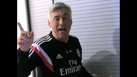 Real Madrid: Carlo Ancelotti tiene la sensación que va a seguir