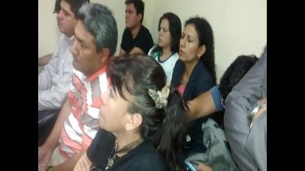 Chiclayo: jueza reprograma audiencia contra hermana de Roberto Torres