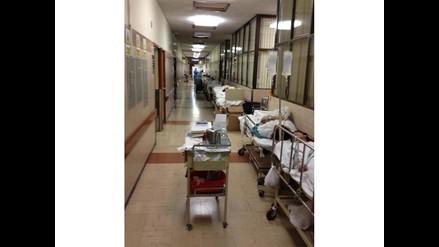 WhatsApp: denuncian hacinamiento en emergencias del hospital Neoplásicas