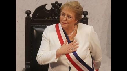 Bachelet dice que recuperará confianza de los chilenos tras escándalos