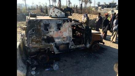 Siria: 2.269 combatientes del Estado Islámico muertos por ataques de coalición