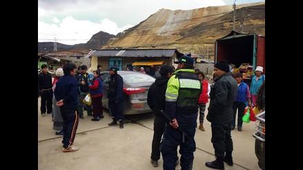 Arequipa: policía detiene a sujetos acusados de robo a mano armada