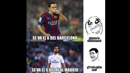 Barcelona: Mira los memes que dejó la despedida de Xavi de la Liga española