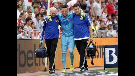 Selección Brasileña: Diego Alves se lesionó la rodilla y es baja para Copa América