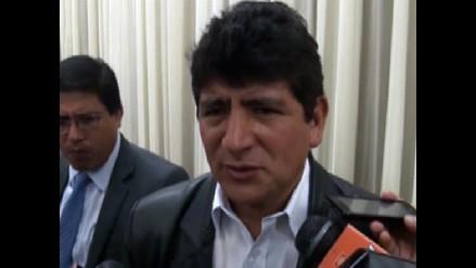 Cajamarca: funcionarios que cometan actos de corrupción serán sancionados