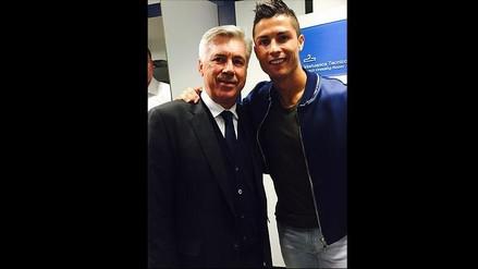 Real Madrid: Cristiano Ronaldo pidió continuidad de Carlo Ancelotti