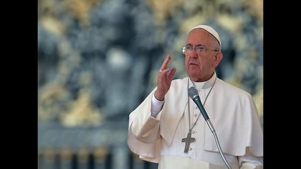 Papa Francisco tacha de