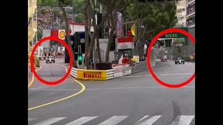 Fórmula 1: Error de Mercedes le costó derrota a Lewis Hamilton en GP de Mónaco