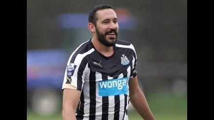 Premier League: Jonás Gutiérrez salvó del descenso al Newcastle