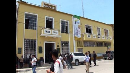 Lambayeque: roban laptop de jefe de personal de municipio de Ferreñafe