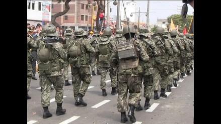Trujillo: por tercera vez piden patrullaje del Ejército en La Esperanza