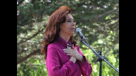 Cristina Fernández recibe supuesta amenaza del Estado Islámico
