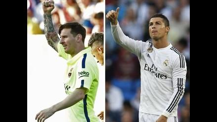 Figuran Messi y Cristiano Ronaldo: Conoce el once ideal español de la UEFA
