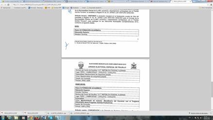 Lambayeque: JEET repone a regidor en la lista del Apra en Íllimo