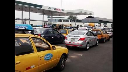 Trujillo: más de 10 mil taxistas perjudicados por falta de GLP