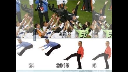 Real Madrid: Estos memes dejó la destitución de Carlo Ancelotti