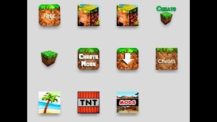 Android: Más de 600 mil descargaron aplicaciones falsas de Minecraft