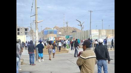 Ica: enfrentamientos en Marcona deja ocho civiles y seis policías heridos