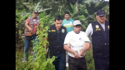 Vraem: agentes capturan a requisitoriado por terrorismo