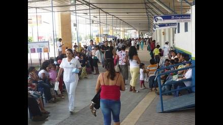 Cuenta regresiva para salida de Hospital de la Solidaridad de Chiclayo