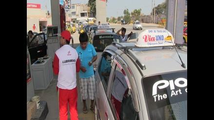 Chiclayo: más de 40 mil transportistas afectados por aumento del GLP