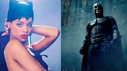 Rihanna y su dura batalla contra Batman